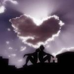 Смотрело сердце разуму в глаза,  Не знало, как сказать, не зацепив: .....