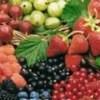 Фрукты и ягоды смайлики гифки анимации