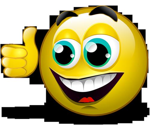 <b>Спасибо</b> <b>за</b> <b>внимание</b>!Смайлик показывает пальцем вверх гифка анимация