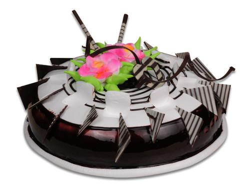 Красивый шоколадный <b>торт</b>. С международным днем <b>торта</b>! гифка анимация