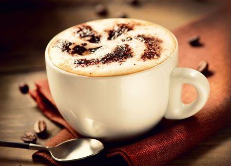 17 апреля. Международный день <b>кофе</b>. Чашечка <b>кофе</b>, украшен... гифка анимация