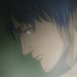 Маюри-<b>сама</b> без макияжа из аниме блич гифка анимация