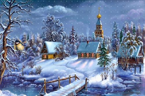Новый год и Рождество смайлики гифки анимации