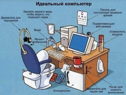 Праздники День компьютера и Интернета смайлик гиф анимация