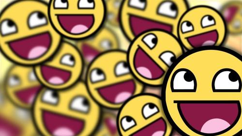 Праздники День рождения смайлика – 19 сентября смайлик гиф анимация