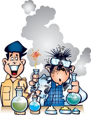 Открытка. 28 мая. <b>С</b> <b>Днем</b> <b>Химика</b>! Друзья-<b>химики</b> гифка анимация