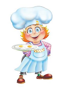 Анимация гиф картинка смайлик. Международный День повара. Повар с ...